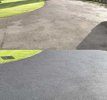 Tarmac Cleaning and Restoration