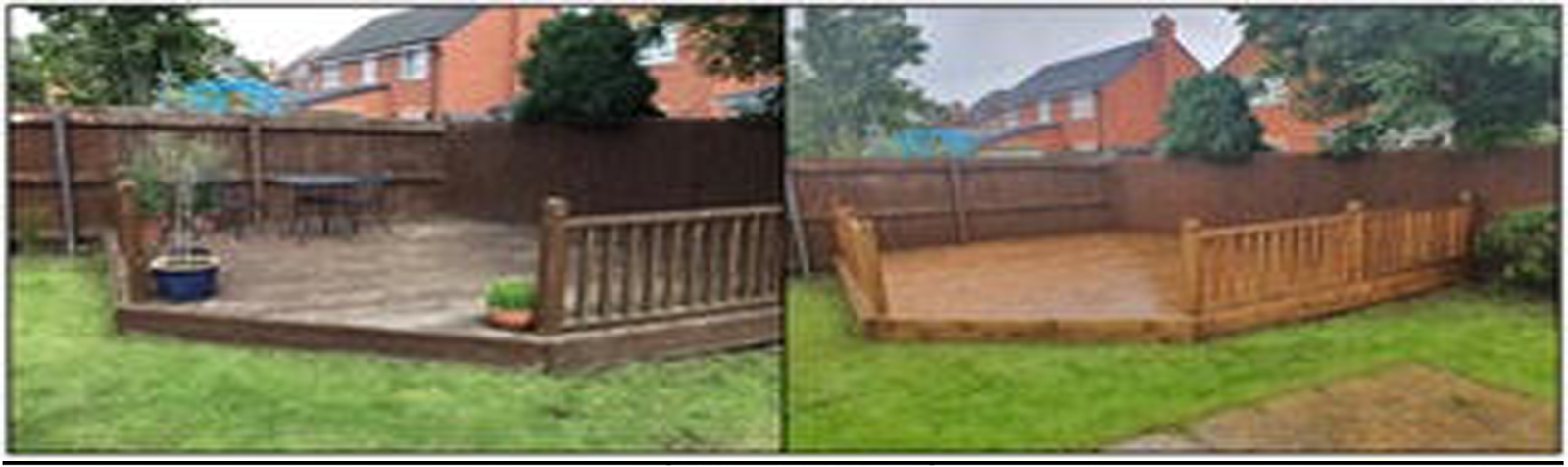 Wood Decking Cleaners