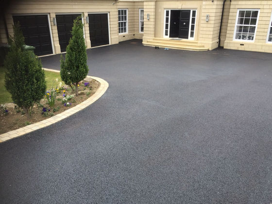 Tarmac Restored and Protected