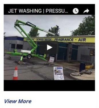 jet-washing