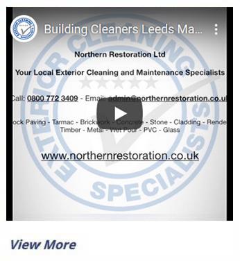 Building Cleaners Leeds