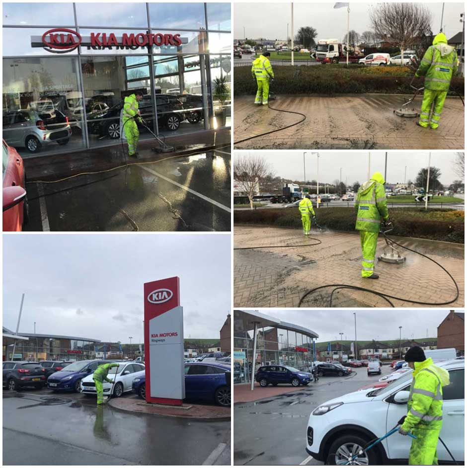 Car-Park-Cleaning