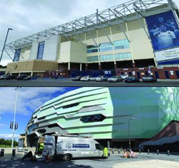 Events & Stadium Cleaning